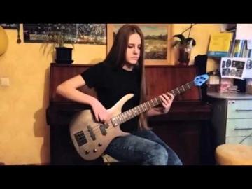 Сatriona- Rat Bat Blue (Bass Cover)