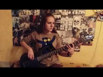 Catriona- No no no (bass cover )